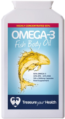 fish body oil for rheumatoid arthritis