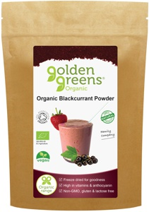buy Organic Blackcurrant powder