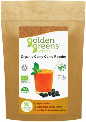 Buy Organic Camu Camu powder