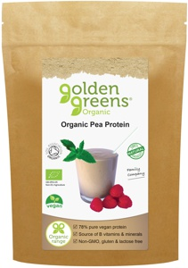 Buy Organic Pea Protein powder