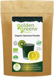 Spirulina Powder.