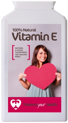 Buy Natural Vitamin E 400iu